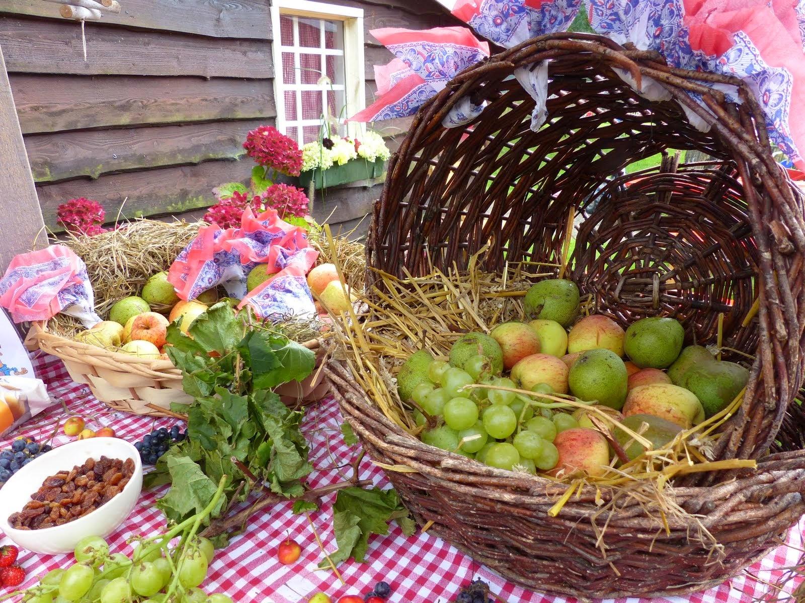 Kinderboerderij Emmelerbos - oogstfeest - september 2014
